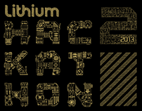 Hackathon 2 T-shirt for Lithium Technologies