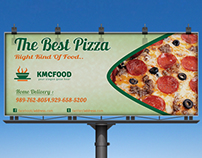 Pizza Shop Business Billboard V2