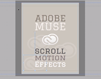 MUSE: PARALLAX SCROLLING