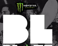 BLAZE by Monster Energy