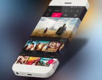 UI UX Music App