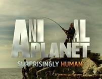 Animal Planet ident - Jeremy Wade - Breakdown