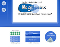Negometrix Website