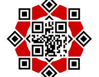 QRcode-tattoo for Sergey Vahterov