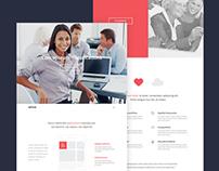 Kptive identity/webdesign