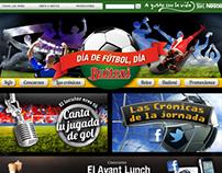 Buitoni· Día de fútbol, día Buitoni