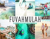 Free Fuvahmulah Mobile & Desktop Lightroom Presets