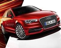 Audi #tron