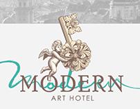 Art hotel Modern