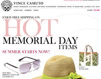 HOT Memorial Day Sale
