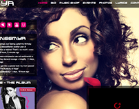 Mya Website