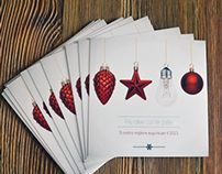 3d'esign Communication - Christmas Greetings
