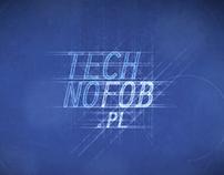 Branding of Technofob.pl