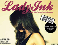 LadyInk—Tattoo Magazine