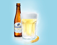 Hoegaarden packaging