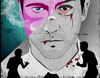 Fight club poster - By TOTAL LOST