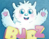 Budz little snowman