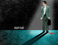 fight club poster.