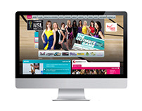 England Netball Website