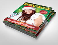 Portada Navideña Revista Boyaca
