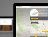 Instaxi web app
