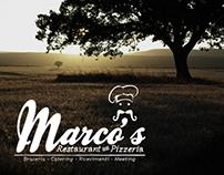 Logo Marco's