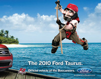 Ford – Tampa Bay Buccaneers In-Stadium Signage