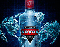Frost Kovak vodka