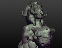 Sculptris Studies