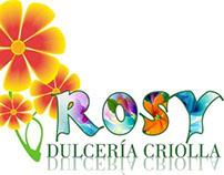 Logo Dulcería Criolla Rosy