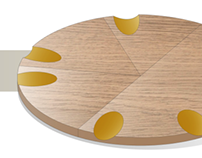 Dessous-de-plat (Table mat)