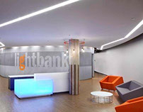 Lightbank LLC, Chicago, IL Architect: Box Studios