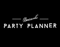 Bacardi Party Planner