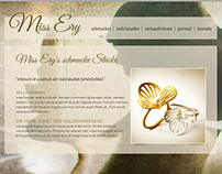 MISS ERY - JEWELLERY - WEBSITE