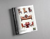Magazine Ad of Bira Furniture