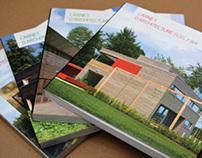 Carnets d'architecture bois