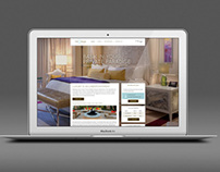The Mirage Villas Microsite
