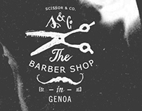 Scissor & Co. - The Barber Shop in Genoa.
