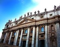 Italy - Rome - Milan