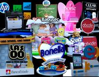 Exhibidores y display para TV