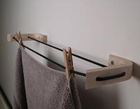 TTC (horse/ towel rail/ hanger)