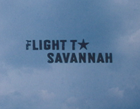 Flight to Savannah // Narrative