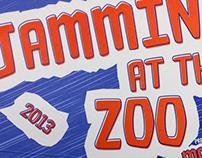 Jammin' at the Zoo 2013