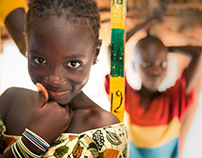 Sightsavers in Senegal