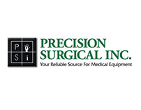 Precision Surgical Inc. | Website Design & Development