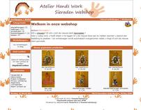 Atelier hands work webshop