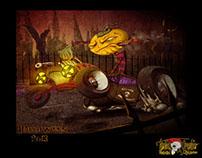 Halloween is coming!!!!