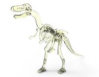 T-Rex 3D Puzzle