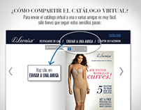 Leonisa Catalog Sales E-Newsletter