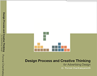 Design process and creative thinking for advertising